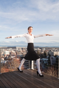 Bikram Teacher Chloe Hallock - Portland, Oregon