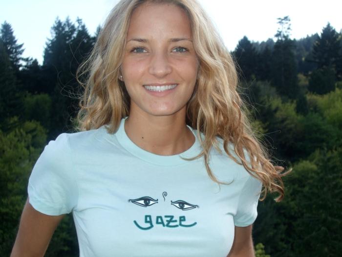 Owner of Choco Designs, Bikram Yoga Fremont Street Teacher: Chloe Hallock - Portland, Oregon