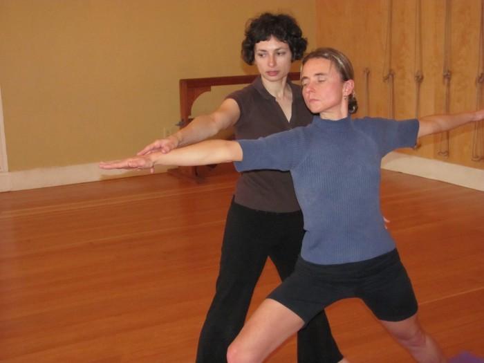 Patricia Diart, Yoga Teacher in San Francisco