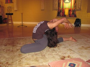 Dhyana Leyton || http://yogaforhouston.com