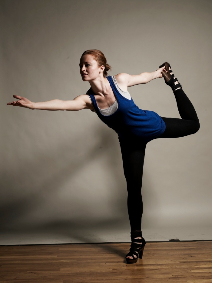 Sarah Herrington dancers