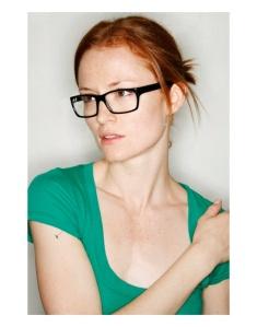 Sarah Herrington glasses